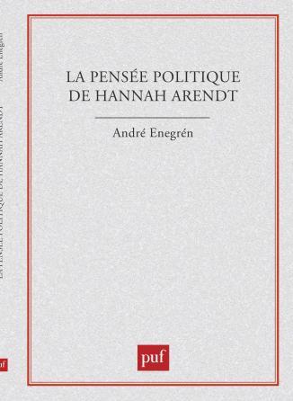 Pensée politique de Hannah Arendt