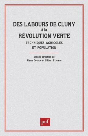 Labours de Cluny à révolution verte