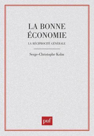 La bonne économie