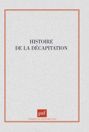 Histoire de la décapitation