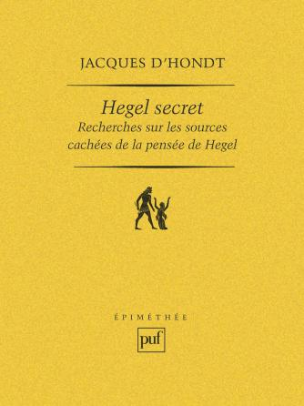 Hegel secret