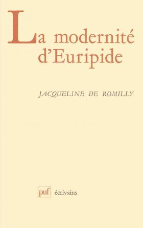 La modernité d'Euripide