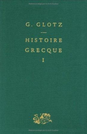 Histoire grecque. Tome 1
