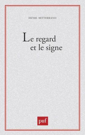 Le regard et le signe