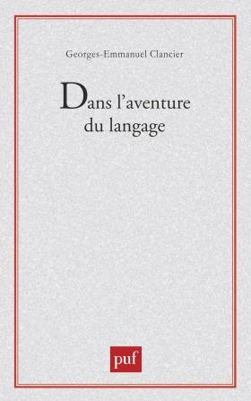 Dans l'aventure du langage