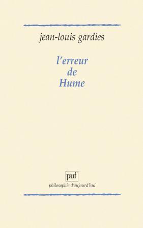 L'erreur de Hume