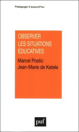 Observer les situations éducatives