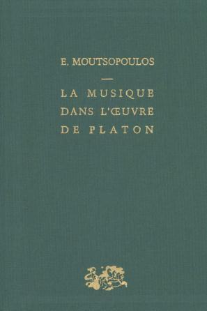 La musique dans l'œuvre de Platon