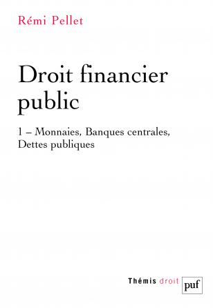 Droit financier public 1