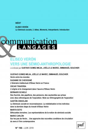 COMMUNICATION & LANGAGES- 2018 - 196
