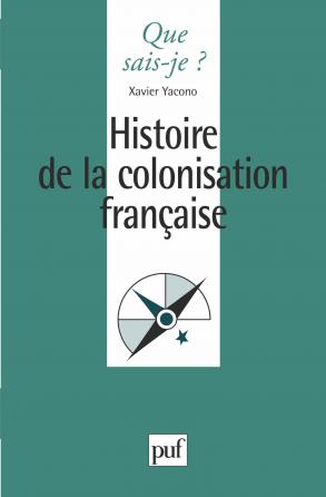 Histoire de la colonisation française