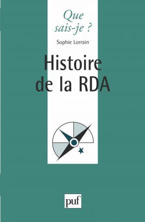Histoire de la RDA