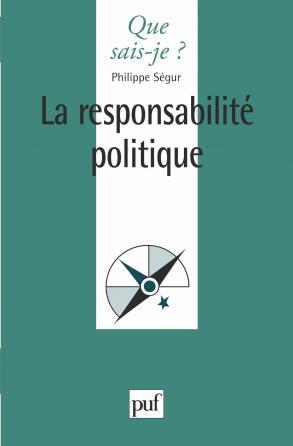 La responsabilité politique