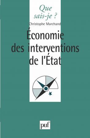 Économie des interventions de l'État