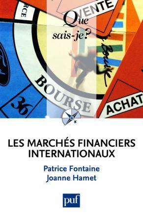 Les marchés financiers internationaux