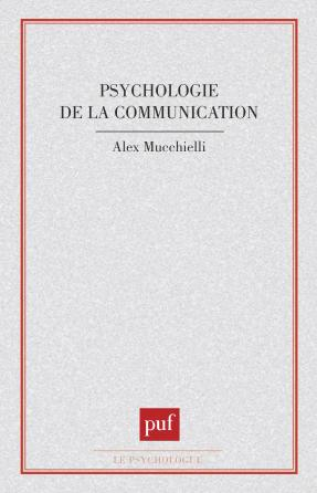 Psychologie de la communication