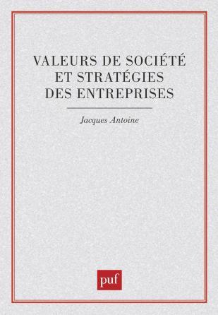 Valeurs de société et stratégies des entreprises