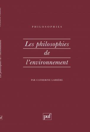 Les philosophies de l'environnement