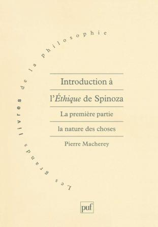Introduction à l'éthique de Spinoza