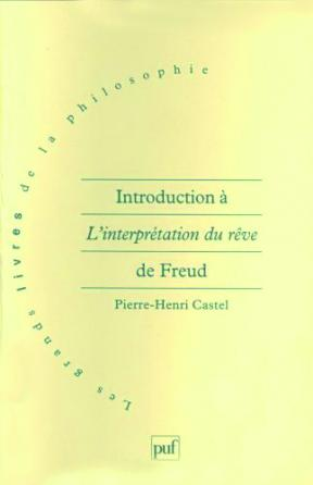 Introduction à l'interprétation du rêve de Freud
