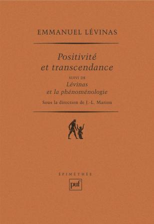 Études sur Lévinas et la phénoménologie