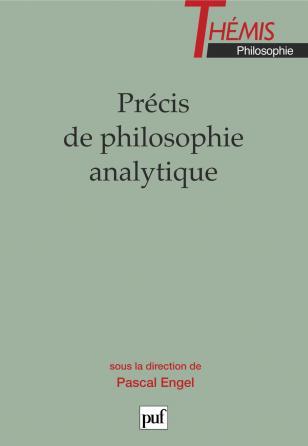 Précis de philosophie analytique