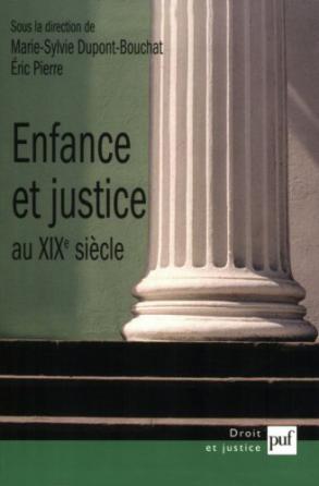 Enfance et justice au XIXe siècle
