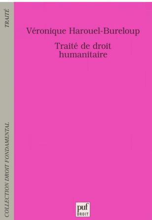 Traité de droit humanitaire