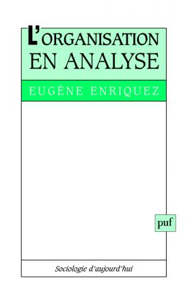 L'organisation en analyse