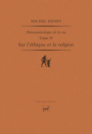 Sur l'éthique et la religion