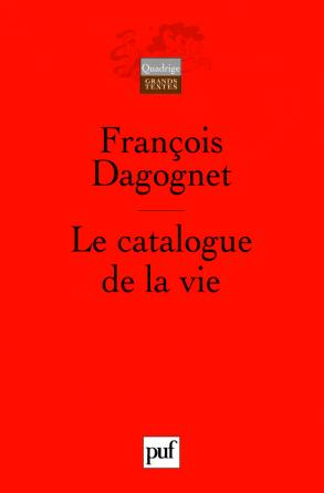 Le catalogue de la vie