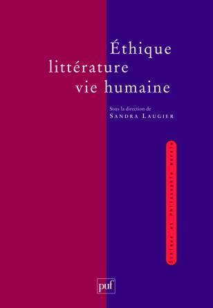 Éthique, littérature, vie humaine