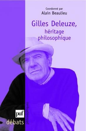 Gilles Deleuze. Héritage philosophique