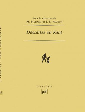 Descartes en Kant