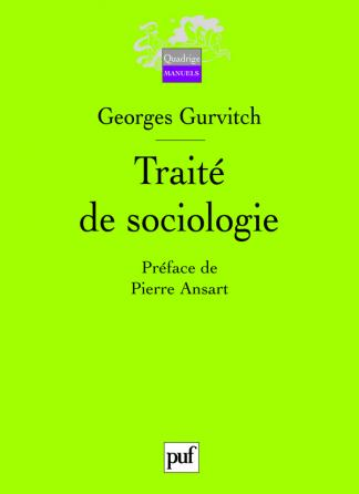 Traité de sociologie