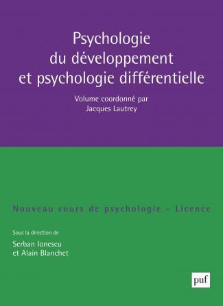 Psychologie du développement et psychologie différentielle