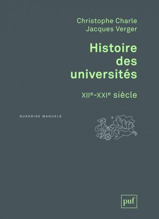 Histoire des universités