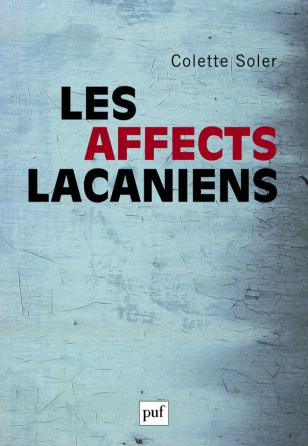 Les affects lacaniens