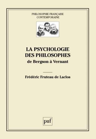 La psychologie des philosophes