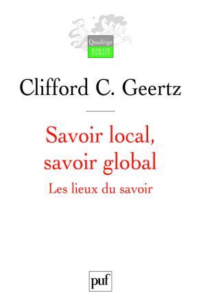 Savoir local, savoir global