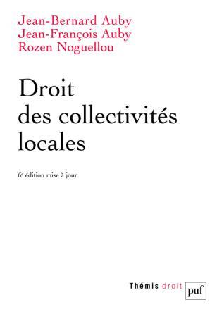 Droit des collectivités locales