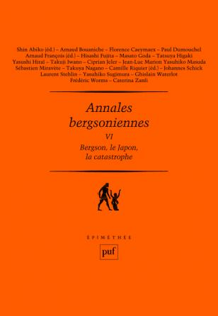Annales bergsoniennes, VI