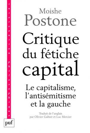 Critique du fétiche capital