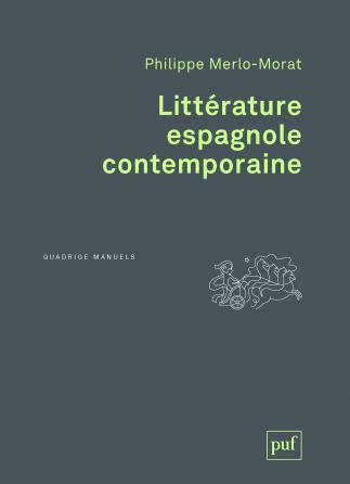Littérature espagnole contemporaine