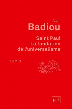 Saint Paul. La fondation de l'universalisme