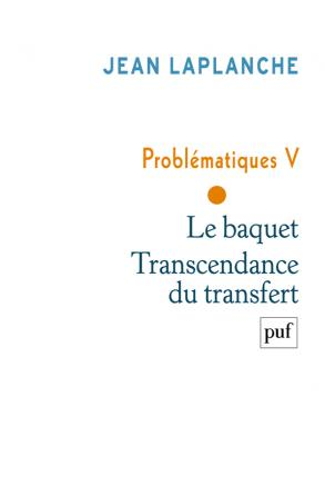 Problématiques V - Le baquet. Transcendance du transfert
