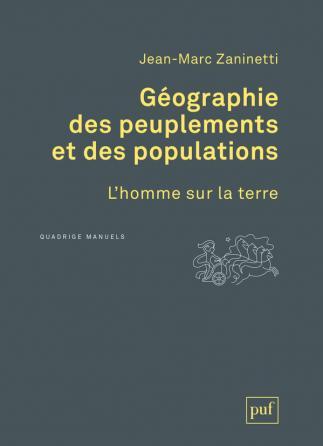 Géographie des peuplements et des populations
