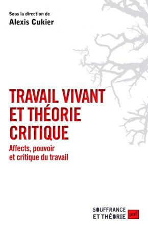 Travail vivant et théorie critique