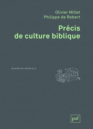 Précis de culture biblique