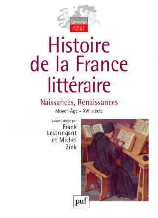 Histoire de la France littéraire. Volume I